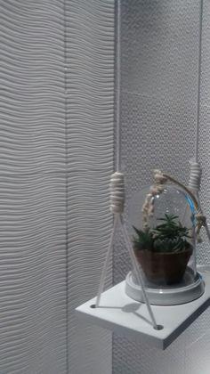 Porcelanato alto relevo