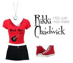 Just Add Water- Rikki Chadwick! Denim Mini Skirt, Mini Skirts, H2o Mermaids, Mermaid Outfit, Red Converse, Astley Clarke, Hudson Jeans, Black Denim, Shadows