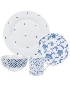 Nova 16 Piece Square Dinnerware Set | Products