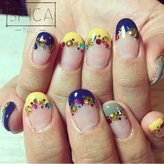 2hアートコース(オフ込)¥9,400+tax#nail#nails #nailart #nailswag #naildesign #instafashion#instanails#gelnail #spicanail #spica_nail #ebisu #ネイル#ネイルアート#ネイルデザイン#ジェルネイル#恵比寿#スピカネイル#colorful#カラフル