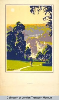 Richmond, by Walter E Spradbery, 1927