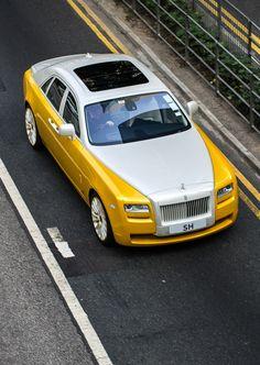 Rolls Royce Ghost #CarSnob #SixtyColborne