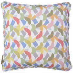 Imogen Heath - Dancing Birds Cushion 45cm x 45cm