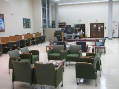 Facilidades dentro de la Col. Audiovisual de la Biblioteca General UPRM.