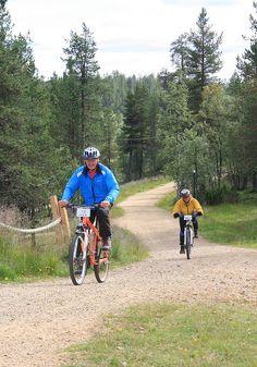Saariselkä MTB 2012, XCM (29) | Saariselkä.  Mountain Biking Event in Saariselkä, Lapland Finland. www.saariselkamtb.fi #mtb #saariselkamtb #mountainbiking #maastopyoraily #maastopyöräily #saariselkä #saariselka #saariselankeskusvaraamo #saariselkabooking #astueramaahan #stepintothewilderness #lapland