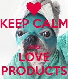 KEEP CALM AND LOVE PRODUCTS