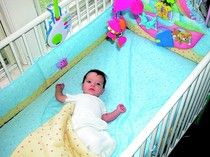 Babyproofing your home: Safety in your baby's nursery