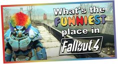 My vote is that Wixon's Shovel Museum to the East of Nuka Town U.S.A is the funniest place in all of Fallout. I won't spoil too much of it for you. Just go there yourself for a good laugh.  What do you think is the funniest place in Nuka-World, Fallout 4, and in any of the Fallout games?