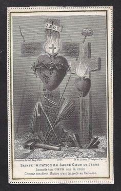 Sainte imitation du sacré coeur de Jésus
