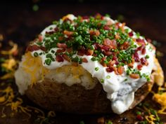 A Fully Loaded Guide to the Ultimate Baked Potato | Serious Eats