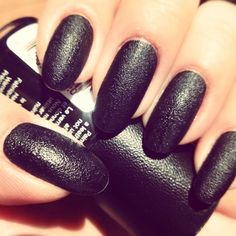 Leather nails