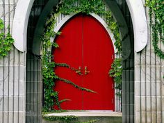 "Episcopal church door -- classic for us and ""spoke"" to me as I'm writing OPEN DOORS, a process to invite families to church."