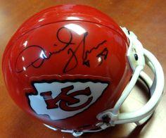 Derrick Thomas Autographed Kansas City Chiefs Mini Helmet PSA DNA  Z07608 9f23015d4