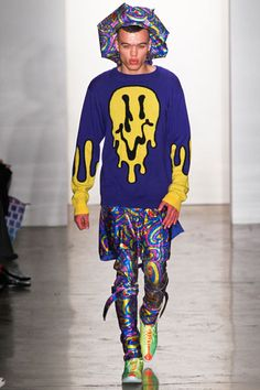 Jeremy Scott's latest Fall/Winter 2012 collection