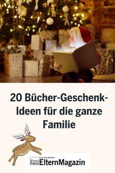 Weihnachten, was schenken? Hier 20 Büchergeschenk-Ideen für die ganze Familie. #weihnachten #geschenk #tipps #bücher #fritzundfraenzi Tomte Tummetott, Book Gifts, Family History, Pippi Longstocking, Family Life