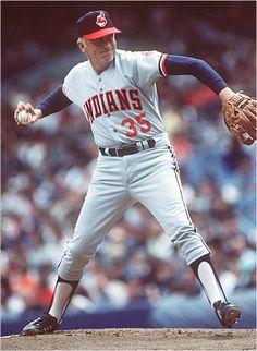 Phil Niekro, Cleveland Indians