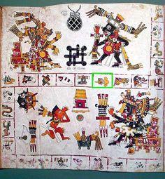 """TONALPOHUALLI: CHICOACE-XOCHITL (6-FLOR)  5/Enero/2016 """"El calendario Ritual"""" Cuenta de las trecenas Descripción completa: https://plus.google.com/photos/112927722908393466005/albums/6236291752106312593/6236291750264614370"""