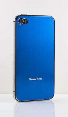 TS iPhone 4 Cover Backcover Case Alu Blau - Diamond Series + Werkzeug + Schrauben von TS iPhone 4 Cover, http://www.amazon.de/dp/B00A7U3RUI/ref=cm_sw_r_pi_dp_2rg1qb1HEAMQ2