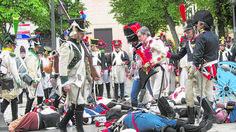 Recreaciones históricas, conciertos y actividades para todas las edades llenan la región en el Día de la Comunidad