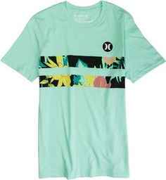 Hurley Block Party Ss Tee