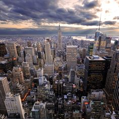 Manhattan-- There is something energizing about NYC.