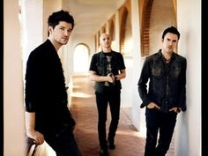 The Script  - Powerful lyrics, great concerts.... simply captivating.... check them out!
