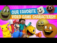 Annoying Orange - The Juice Favorite Video Game Character Video Game Characters, Fictional Characters, Annoyed, Stuff To Do, Juice, Comedy, Challenges, Animation, Make It Yourself
