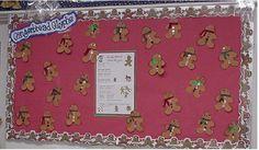 gingerbread men bulletin board ideas   Gingerbread Man Activities
