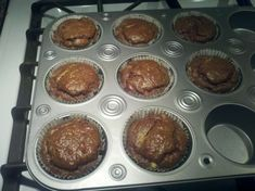 In the mood for a muffin? Try this flourless, low fat, low carb concoction suitable for the South Beach diet - all phases.