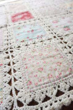High Tea Crochet Quilt Tutorial | Quilting In The Rain | Bloglovin'