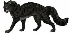 Darkstripe.... he was just rotten to the core from the very beginning!