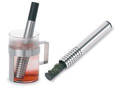 The tea stick infuser - this is smart and I want one!