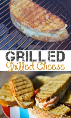 #7. Grilled Grilled Cheese -- 18 Things You Didn't Know You Could Grill