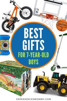 The Best Toys and Gifts for Boys in 2019 Best Toys and Gift Ideas for Boys. Don't get overwhelmed by the myriad of toy and gift choices for kids! All of these toys we researched Unique Gifts For Boys, Gifts For Kids, Birthday Gifts For Boys, Boy Birthday, 7 Year Old Christmas Gifts, Thing 1, 7 Year Olds, Real Moms, Toddler Gifts