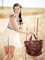 Rock's The Foster Buckled Leather Tote. Shop rockandherr.com for original leather designs handmade in Cape Town