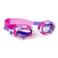 Swimming Goggles For Girls   Sno Cone  Kids Swim Goggles By Bling2o Strawberry Shortcake ** See this great product.Note:It is affiliate link to Amazon.