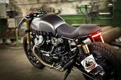 Honda CX500 By Classic Way