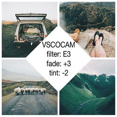 90+ Best VSCO Filter Setting You Can Try