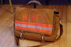 Firefighter purse