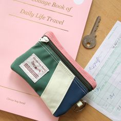 Daily Pocket 02 green