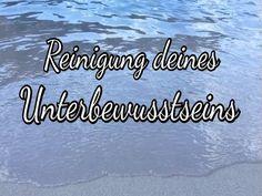 ★ Reinigung deines Unterbewusstseins | solavana.eu ★ - YouTube Reiki Meditation, Meditation Musik, Reiki Quotes, Yoga Quotes, Reiki Room, Yoga Youtube, How To Start Yoga, Qigong, Negative Thoughts