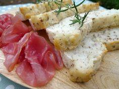 Glutenvrij brood met kruiden