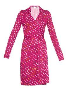 DIANE VON FURSTENBERG New Jeanne Two Dress. #dianevonfurstenberg #cloth #dress
