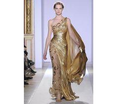 A Mode à Paris ha sfilato la collezione haute couture primavera estate 2013 di Zuhair Murad