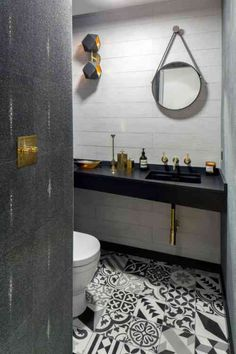 accessoires de salle de bain tendance