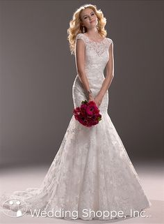 Bridal Gowns Maggie Sottero  Cyrus Bridal Gown Image 1
