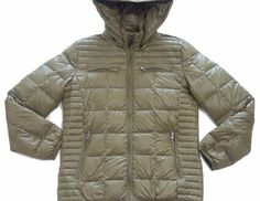Women Life Quilting Hoody Safety Comfortable Jacket