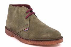 Scarpe Tipo Desert Boot Clarks Polacchino Suede Uomo SAFARI NATURAL 1887  VERDE 5bf02f7990a