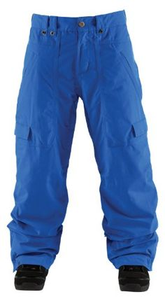 Bonfire Spectral Ski Snowboard Pants True Blue « Clothing Impulse