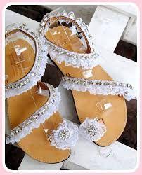 Αποτέλεσμα εικόνας για σανδαλια για νυφες